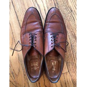 Alden Norwegian Split Toe Blucher shoes